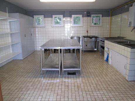 Camping Sommerküche : Zeltplatz poehlde.de sommerküche